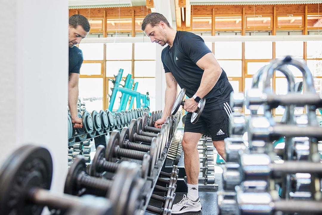 Fitness-Personaltrainer-Sportfotografie