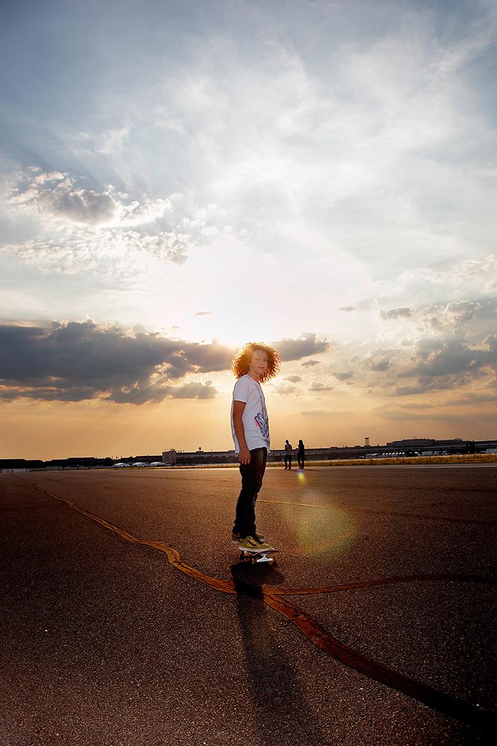 Skateboard-Lifestyle-Jugend-Sport